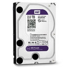 DISCO RIGIDO WESTERN DIGITAL PURPLE 3.5 2TB SATA3 WD20PURZ P/ DVR