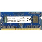 MEMORIA KINGSTON NOTEBOOK 4GB DDR3L 1600MHZ 1.35V KVR16LS11/4