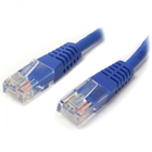 PATCH CORD CAT 5 COR AZUL COM 2.0MT