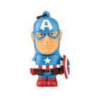 PEN DRIVE 8GB MULTILASER CAPITAO AMERICA PD080